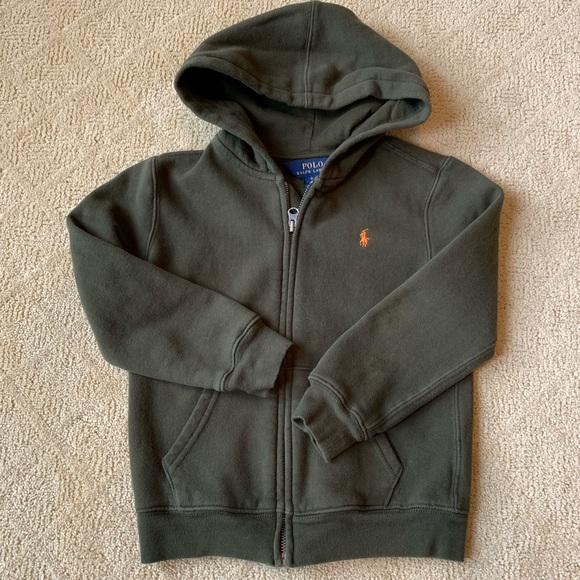 c4ddc0e2f Polo Ralph Lauren Boys Fleece Sweatsuit. M 5c0d96f0baebf622401a8656